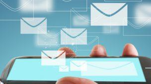 como criar uma lista de emails para negócios online