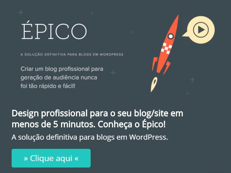 Tema Wordpress Épico