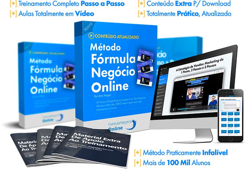 Curso Fórmula Negócio Online 3.0 Avaliação Completa!
